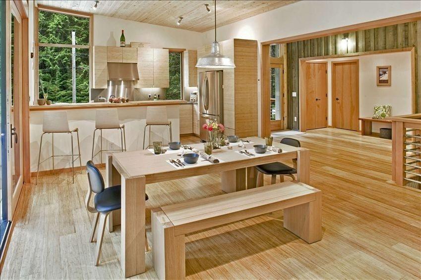 Baker Cabin - Kitchen