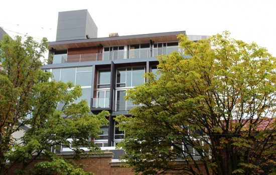 New Boutique Building in SLU Is A Work of Art