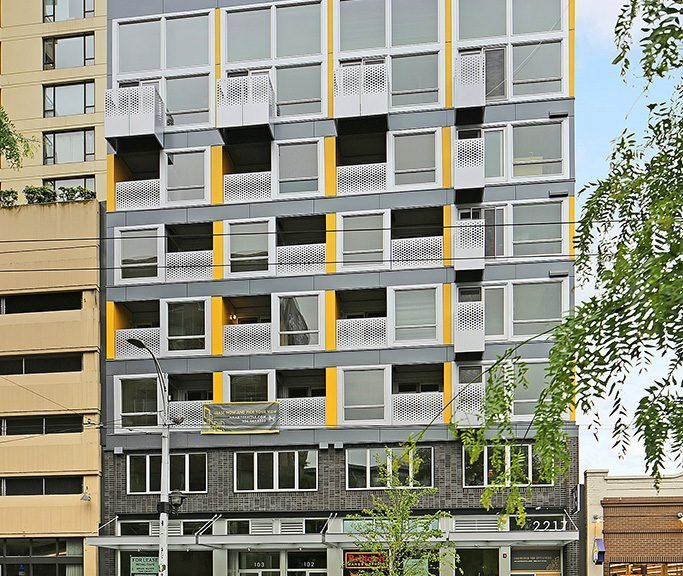 Apartment Listings: Seattle's First Modular Apartment 35% Leased