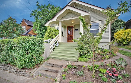Tiny House Trend:  Ballard, Central District, Greenlake