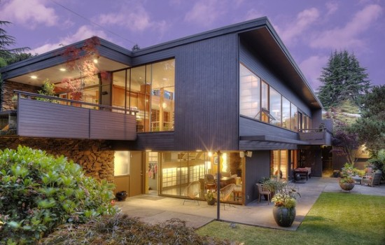The Dowell Residence – A Seward Park Mid-Century Modern