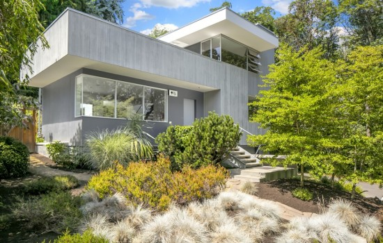 E. Cobb Designed Modern In Madrona
