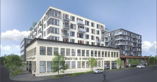 Rendering of Broadstone Capitol Hill