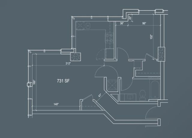 1br layout