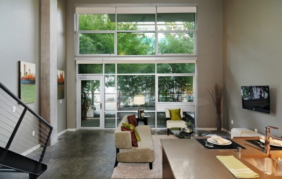 Ground Floor at Veer Lofts