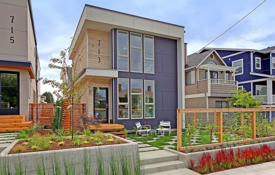 Green Lake Net Zero Home