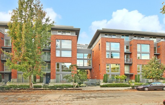 A Tale Of Two Lofts On Capitol Hill