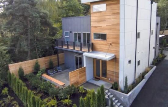 New Modern in Seward Park