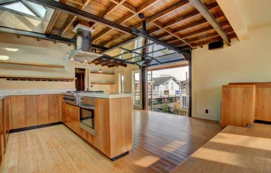 Portage Bay Floating Home for Rent