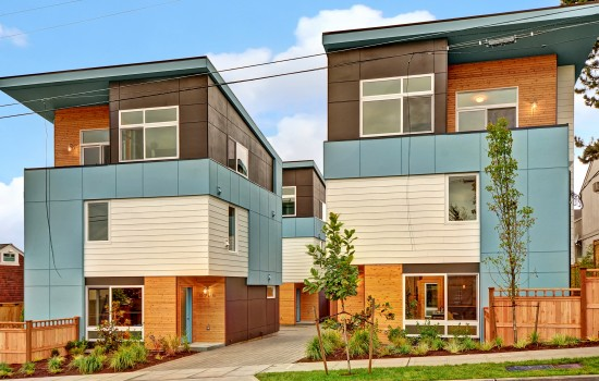 Featured New Homes: Green Lake Modern's Starting in the Mid $500's