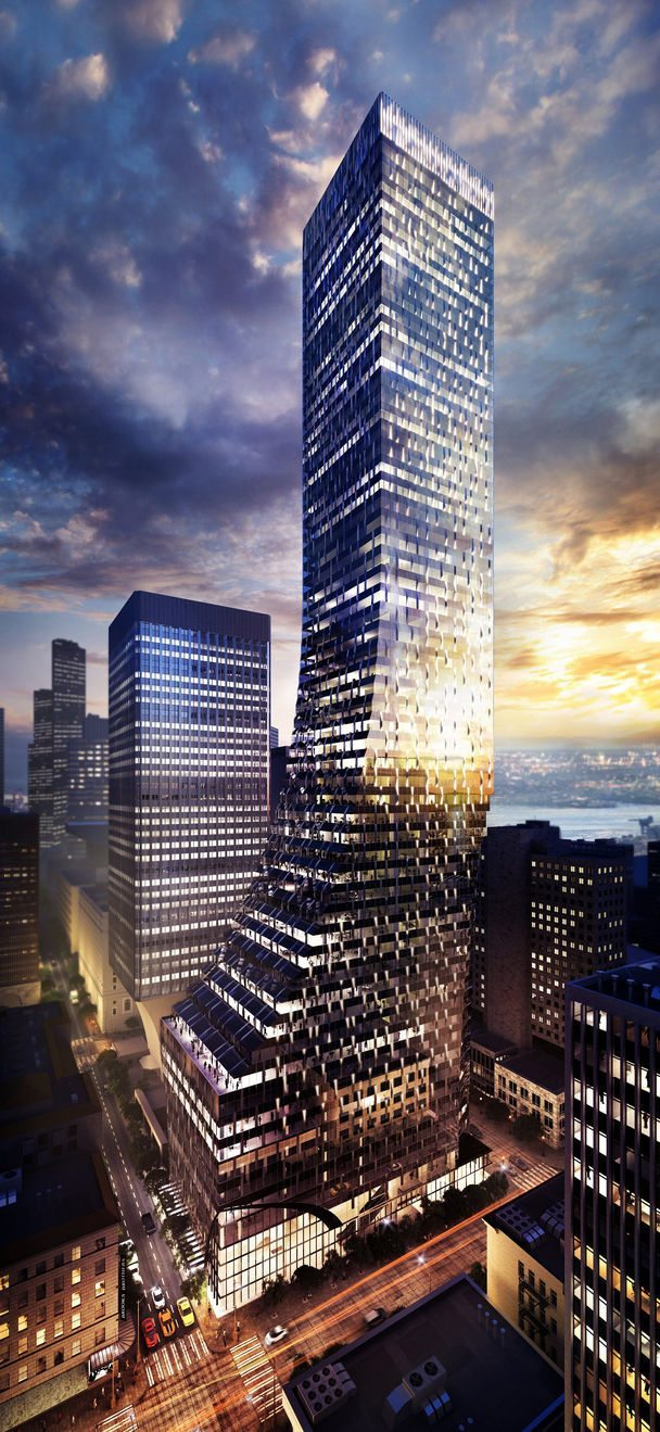 Seattle S Highest Homes Coming To Rainier Square Urban