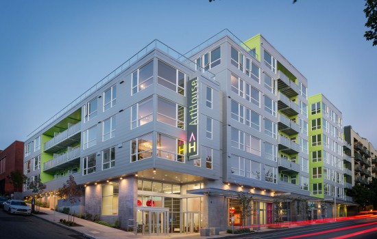 ArtHouse Apartments Opens In Belltown