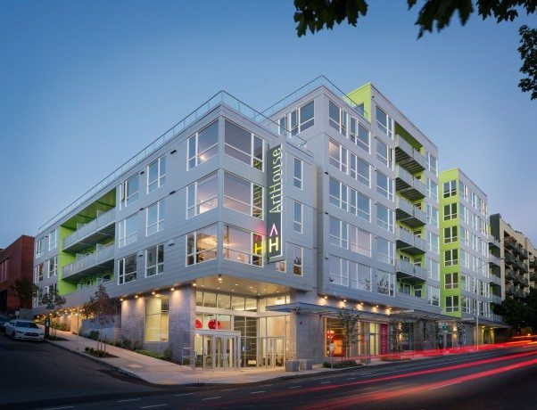 Arthouse Apartments Opens In Belltown Urban Living