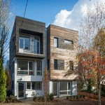 Last Two Madison Valley Passive Townhomes