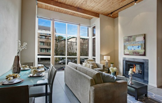 Capitol Hill Loft Under $300k