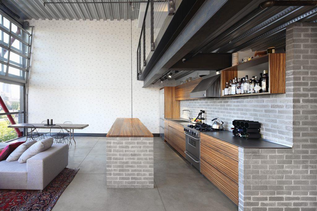 Capitol Hill Loft_Kitchen
