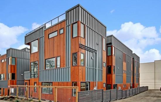 Zezlake Lofts – 8 New Homes in Fremont