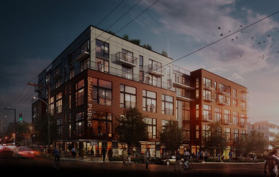 Ballard Public Lofts & Market