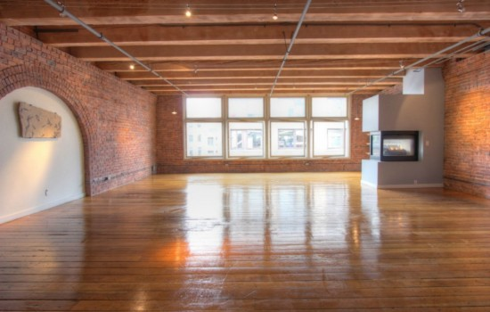 Monster Pioneer Square Loft