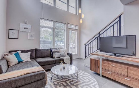 Loft rentals in Lower Queen Anne