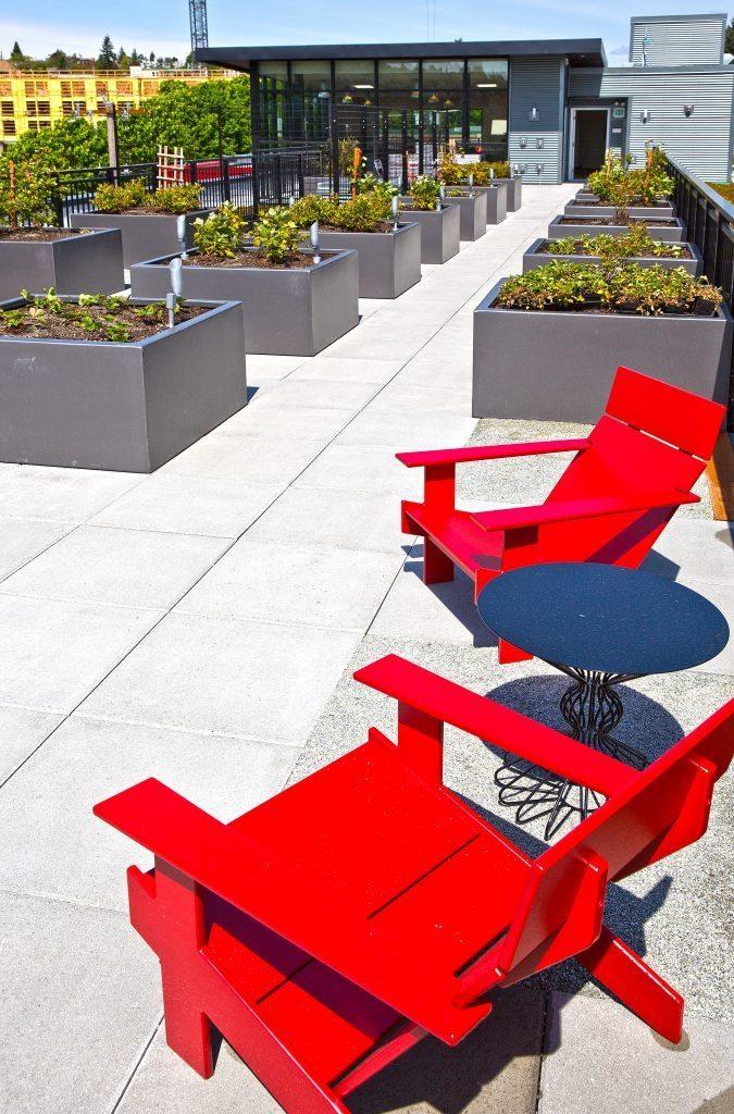 (19) Rooftop Terrace