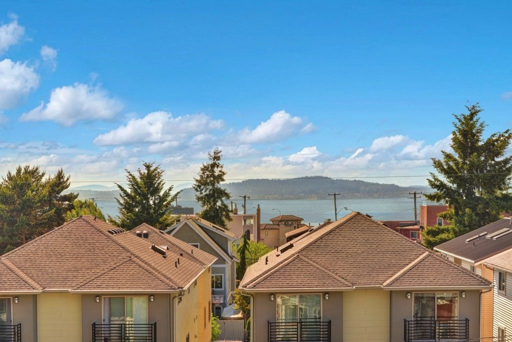 2452 55th Ave SW - roof view east