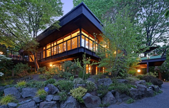 NW Architect's MCM Tree House