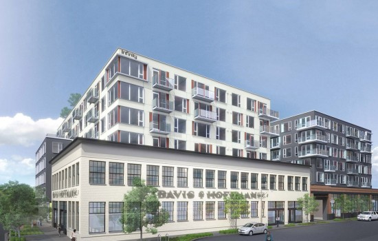 Broadstone Infinity has Lofts for Rent on Capitol Hill