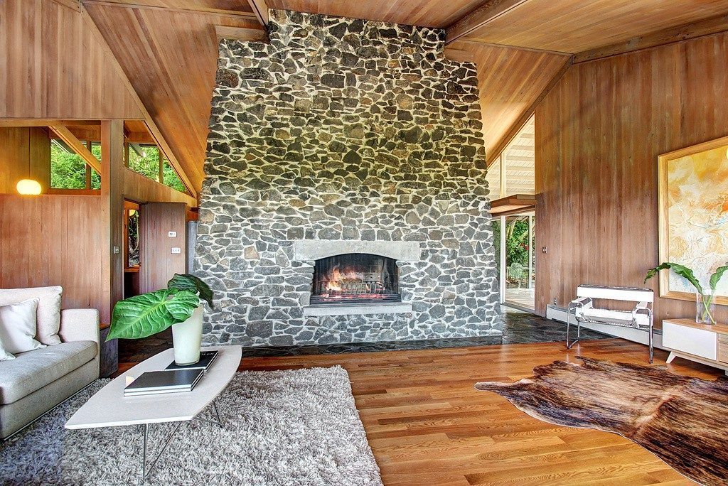 16720 15th Ave NW - fireplace