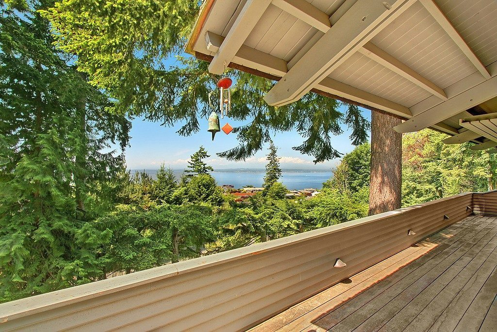 16720 15th Ave NW - view from deck