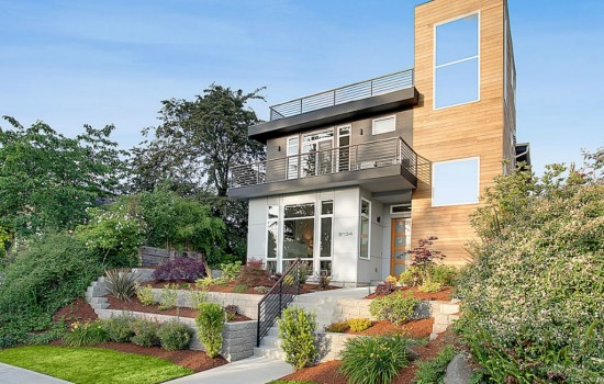 West Seattle Isola Modern