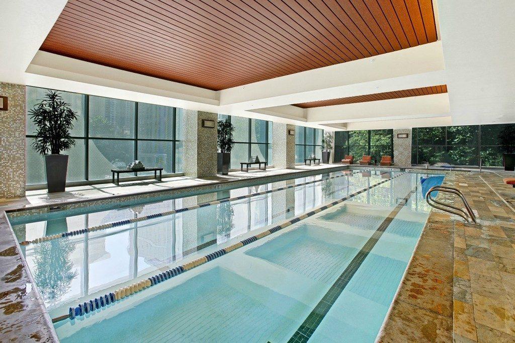 737 Olive Way #1809 - Olive 8 pool