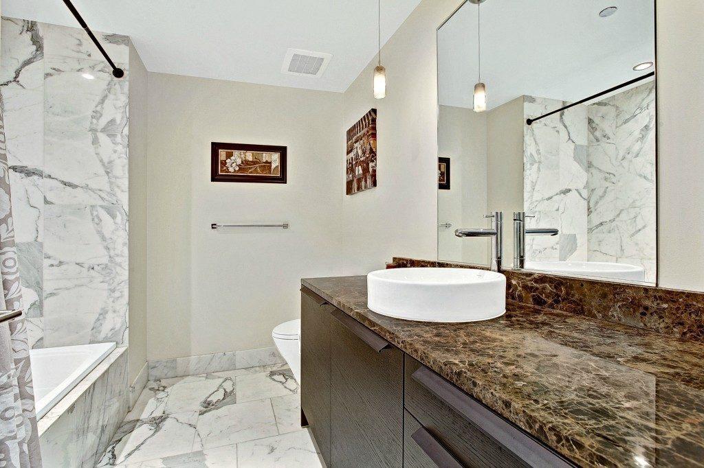 737 Olive Way #1809 - bath