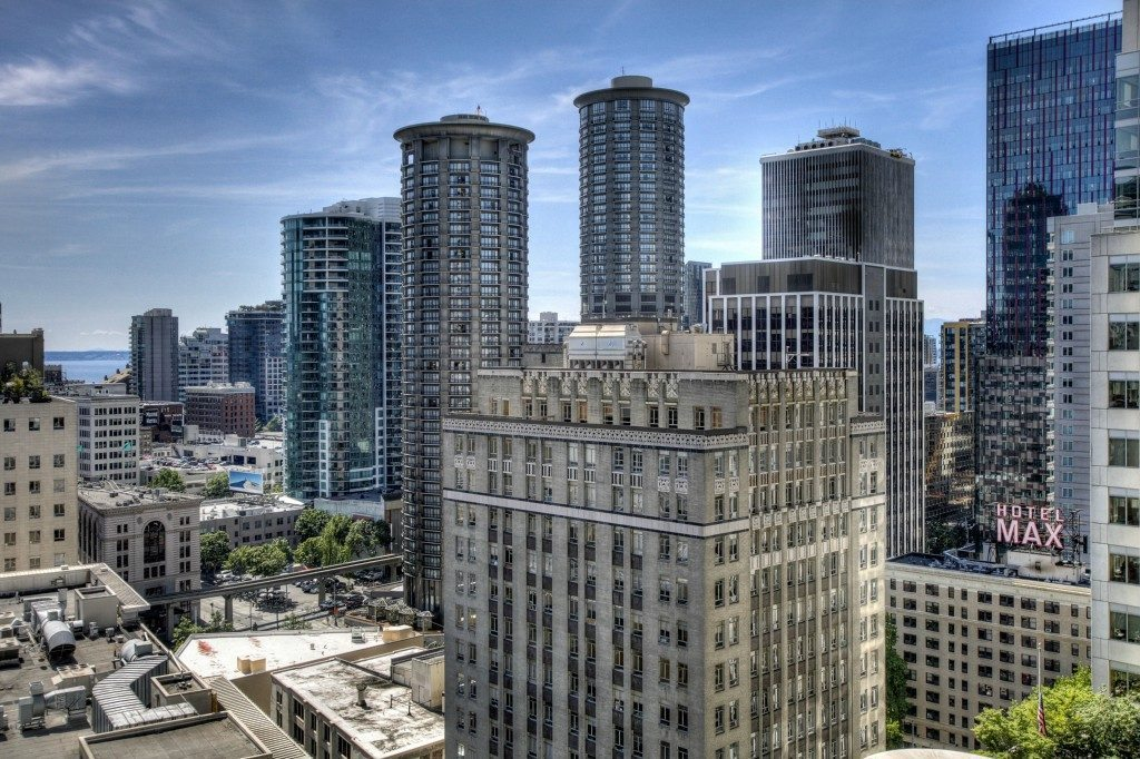 737 Olive Way #1809 - view