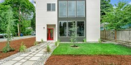 202 N 87th St - front