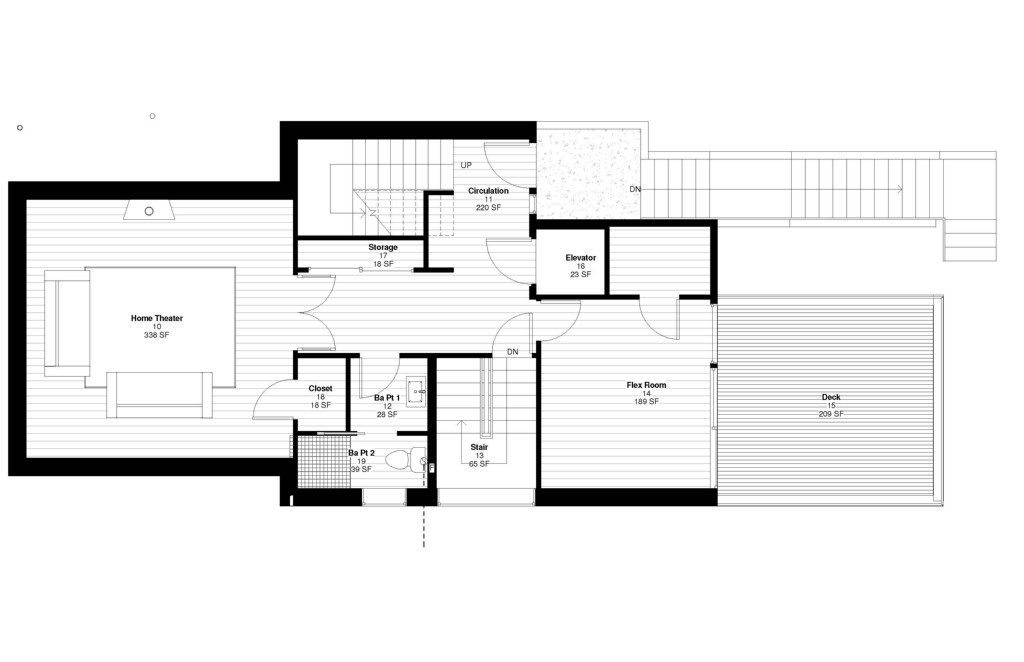 431 26th Ave E plans - 2nd floor