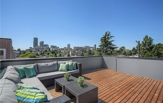 Variety In Layouts, Rooftop Decks For All