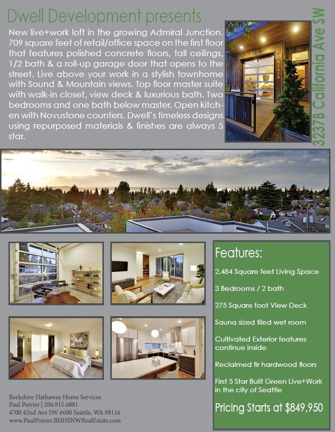 3237B page 1 Cali Ave Flyer