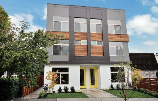 New Play House Design Townhouses In Fremont