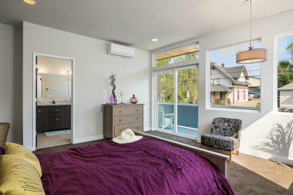 4621 S Mead St - master bed2