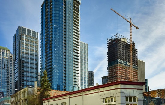 Seattle Times: Are Any Towers Recognizably Seattle?
