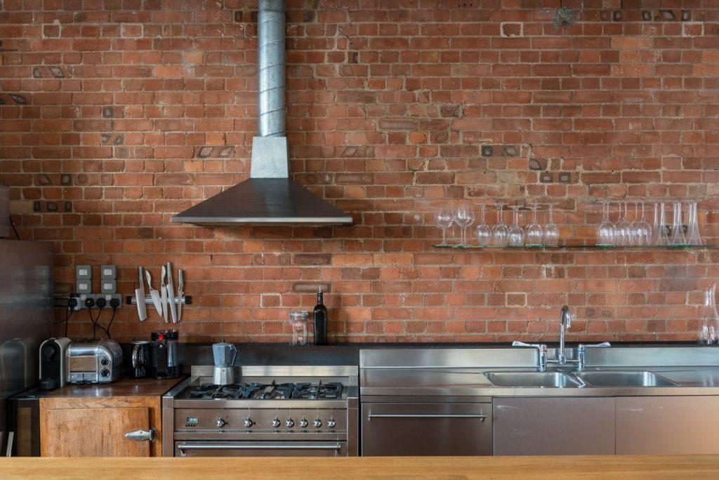 Loft - Nile St London - kitchen2