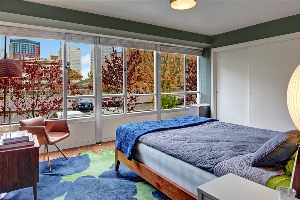 1221 Minor Ave unit 110 - bed1