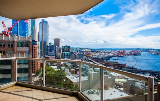 Great Views, Great Location – 16th Floor At One Pacific Tower