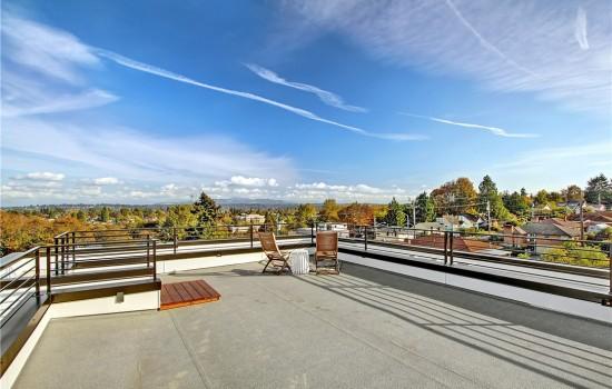 North Beacon Hill Modern