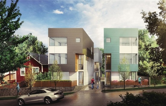 Beacon Hill Homes by Barcelo