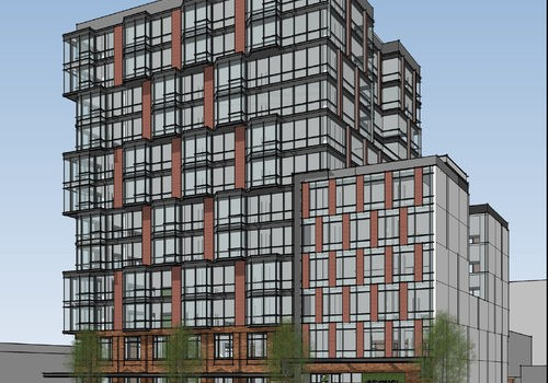 Urban Green Villa – 116 Condos at 2401 3rd Ave