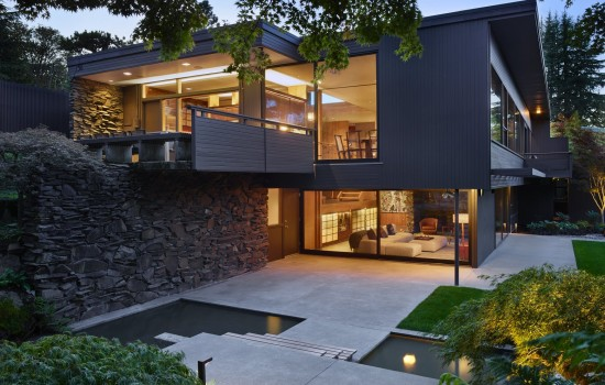 Dowell Residence Gets a Kundig Refresh