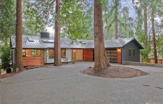 Bellevue Mid-Century Modern