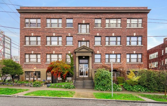 Capitol Hill 1 Bedroom Co-Op For $275k